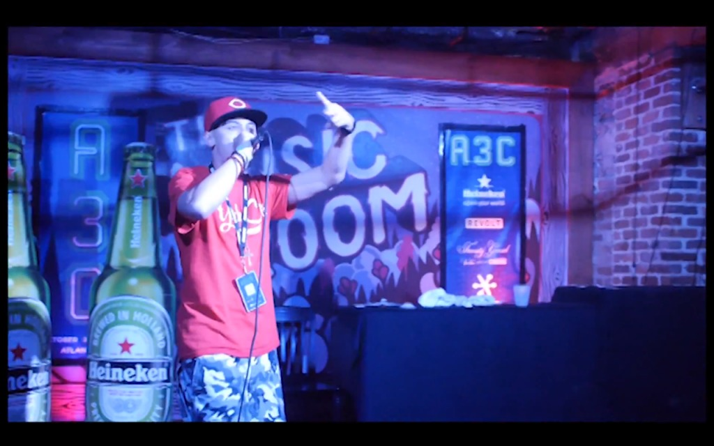 "Screen-Shot-2013-10-09-at-12.51.55-PM-1024x640 Phene Performing ""I Dont Care"" at The Music Room During A3C (Video)"