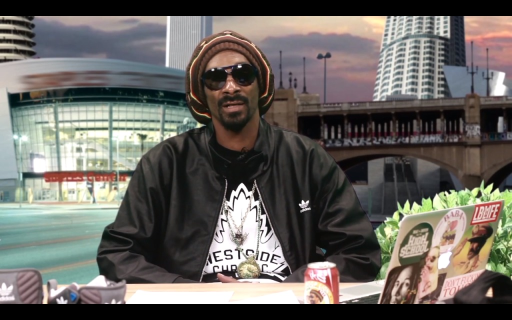 Screen-Shot-2013-10-16-at-2.12.54-PM-1024x640 Snoop Dogg x The League Of Young Voters - No Guns Allowed On BET's Green Carpet (Video)