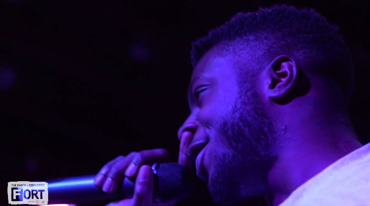 faderconverseHHS1987 Isaiah Rashad   Shot You Down (Live At Converse's Fader Fort) (Video)