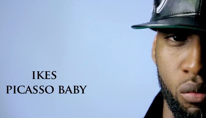 ikespicassobabyvideo Ikes   Picasso Baby (Freestyle)