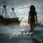 Jhene Aiko – Sail Out EP (Cover + Track list)