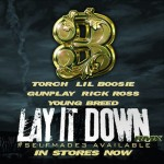 Rick Ross – Lay It Down (Remix) Ft. Lil Boosie, Young Breed, Gunplay & Torch