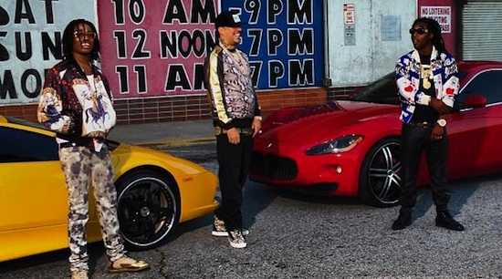 migos � roll on ft french montana home of hip hop