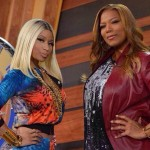 Nicki Minaj Stops By The Queen Latifah Show