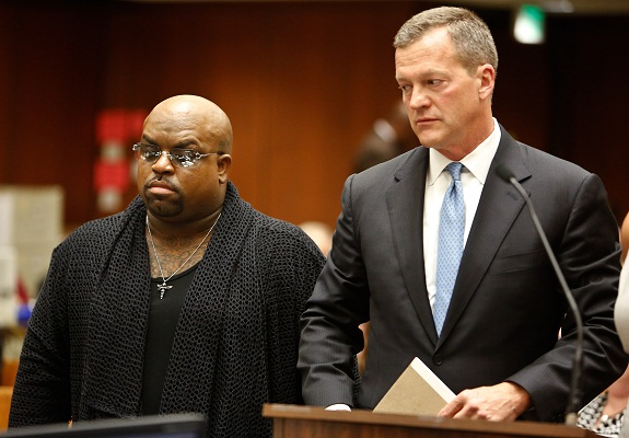 Cee Lo Green Pleads Not Guilty To Felony Drug Charge