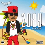 Ca$H Out – 2Day (Prod by 808 Mafia) (Artwork)