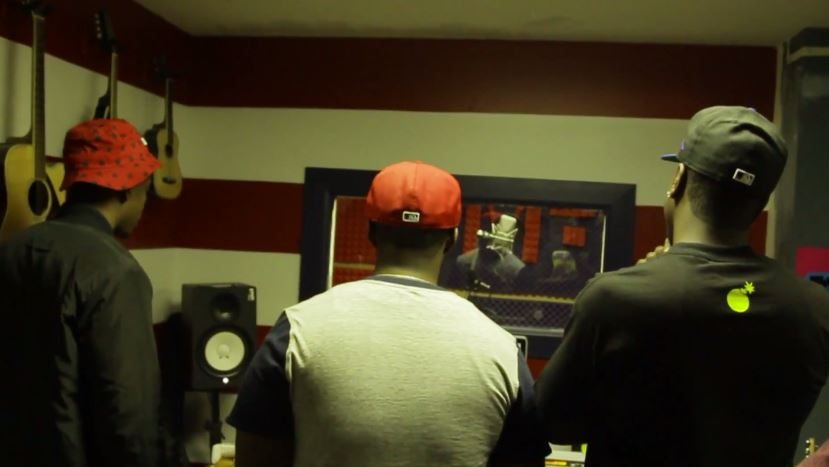 tmoflyniggasonlyHHS1987 The Making Of: JB The Pilot   Fly Niggas Only Ft. Phil Ade (Prod. By KinoBeats) (Video)