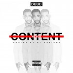 DUBB – Never Content (Mixtape) (Artwork)