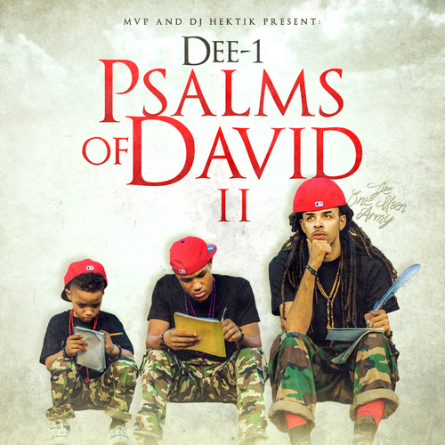 Dee-1_Psalms_Of_David_2-front-large-2 Dee-1 - Psalms of David 2 (Mixtape)