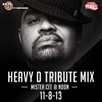Mister Cee – Heavy D Tribute Mix (Audio)