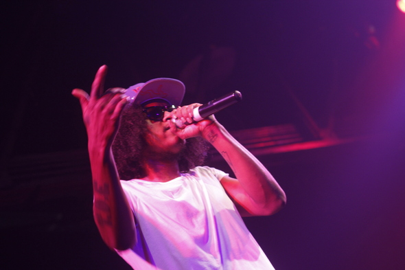 MG_0359 Ab-Soul - Dub Sac + Bohemian Grove (Live in Houston #SmokersClubTour2013) (Video)