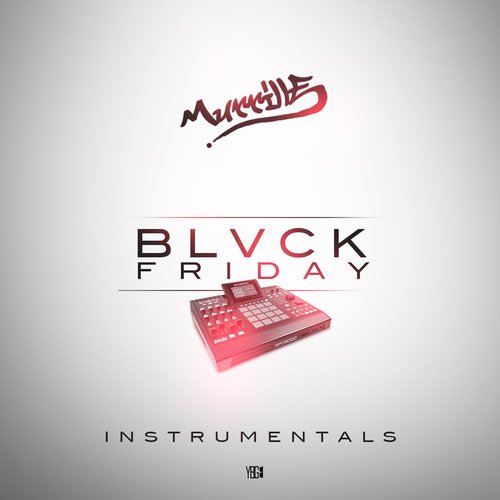 Mark Murrille Black Friday instrumentals Le front large Mark Murrille   Black Friday (Instrumental Mixtape)
