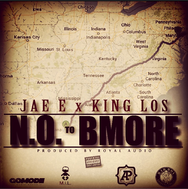 N.O. to Bmore Artwork