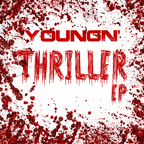 YoungN Thriller EP front large YoungN   Thriller (EP)
