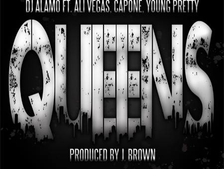 DJ Alamo – Queens Feat. Capone, Ali Vegas & Young Pretty