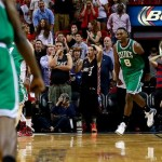 Mean Green: Celtics Star Jeff Green Hits A Crazy Game Winning Shot Against Miami (Video)