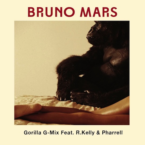 Bruno Mars – Gorilla (Remix) Ft R.Kelly & Pharrell on HHS1987.com