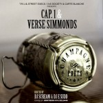 Cap 1 x Verse Simmonds – Champagne Poets (Mixtape) (Hosted by DJ E.Sudd & DJ Scream)