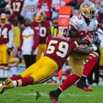 MNF: San Francisco 49ers vs. Washington Redskins (Predictions)
