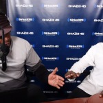 Kanye West Turns Up On Sway in The Morning Interview (Video)