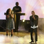 Kendrick Lamar & SZA Performs at the 2013 American Music Awards (Video)