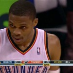 Russell Westbrook Breaks A Few Denver Nuggets Ankles & Gets A Lay Up (Video)