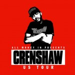 "Nipsey Hussle Announces His ""Crenshaw"" Tour"