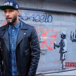 Swizz Beatz Goes To Banksy Mural In The Bronx (Video)