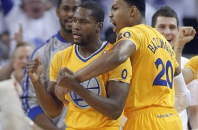 Golden State Warriors Guard Toney Douglas Hits And-1 Buzzer Beater (Video)