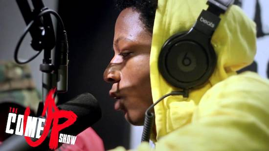 6wCBvMp Joey Bada$$, Kirk Knight & Rockie Fresh – Cosmic Kev Freestyle (Video)