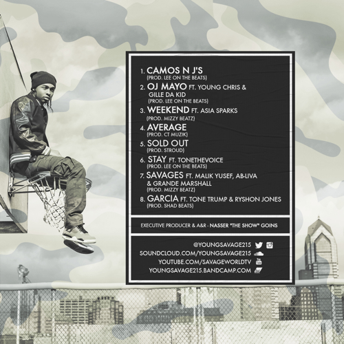 Camos and Jordans back cover