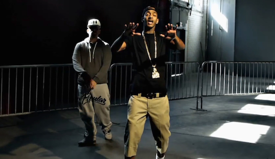 HO8Kh9V Nipsey Hussle – More Or Less Ft. DJ Drama (Video)