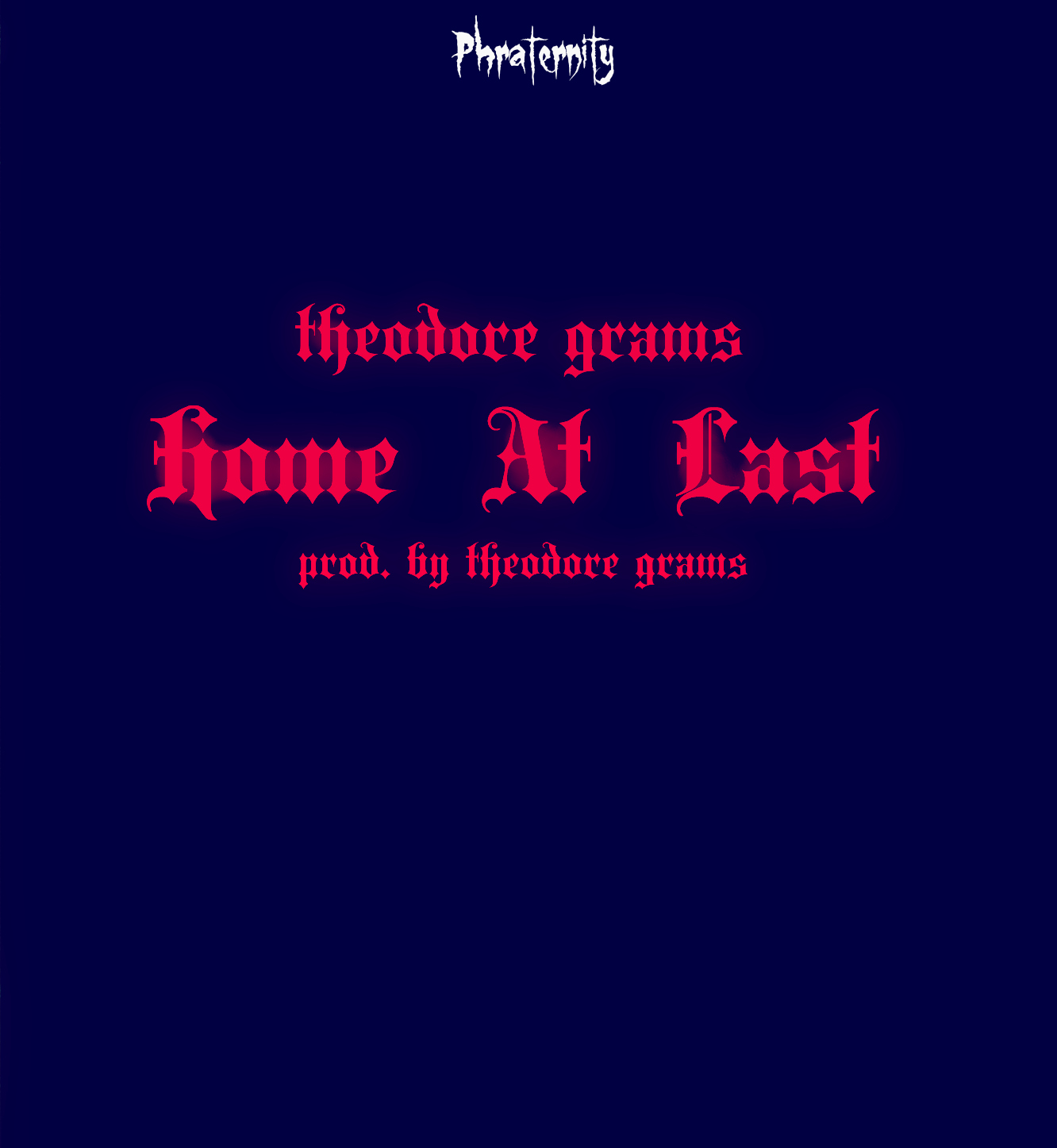 HOME AT LAST COVER ART
