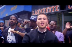 Mike Posner – Top Of The World Ft. Big Sean (Video)