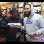 Tone Trump – West $ide Story EP in Store Signing in Harlem (Video)