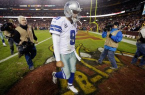 Lone Star Sorrow: Dallas Cowboys QB Tony Romo Out for the Season