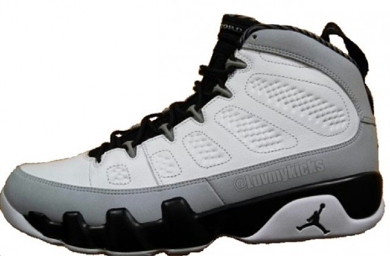 air jordan 9 birmingham barons 565x372 Air Jordan 9 Birmingham Barons (Photo)