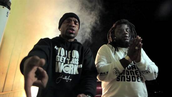 anBNSdr Loaded Lux - K.I.L.L.A.S. (Video) Ft. Fat Trel