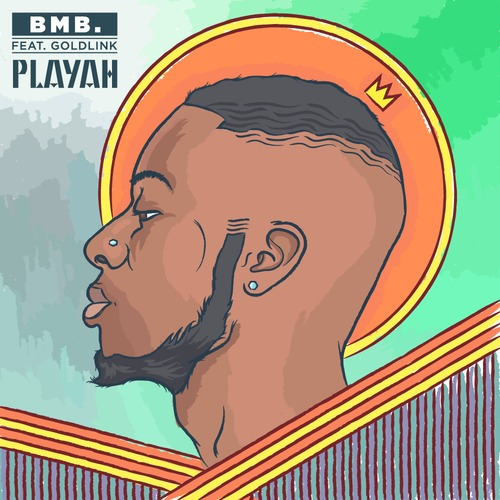 artworks 000064192483 me582o t500x500 BMB.   Playah Ft. GoldLink (Audio)