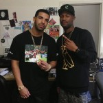 "Drake Previews New Songs ""Trophies,"" &  ""The Boy"" Ft. Casey Veggies In Chicago (Video)"