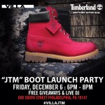 Villa x Timbaland JTM Boot Launch