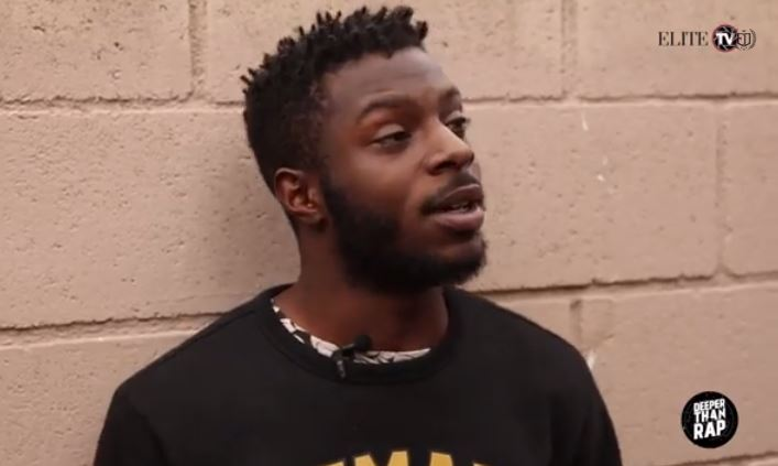 isaiahrashadelitedaily Isaiah Rashad Talks His Musical Influences, Adjusting To The West Coast & More W/ Elite Daily (Video)