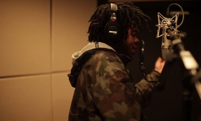 longlivesteelo Capital STEEZ   Vinyls (Unreleased Recording Session) (Video)