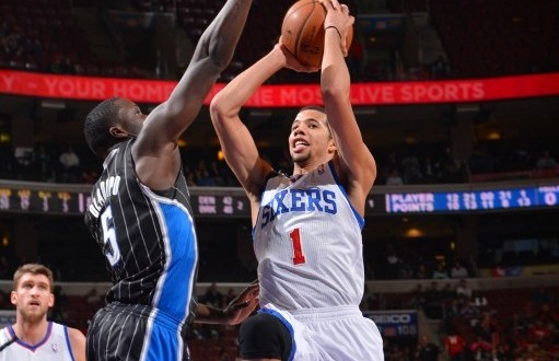 michael-carter-williams-vs-victor-oladipo-511x330 Head Of The Class: NBA Rookies Michael Carter-Williams & Victor Oladipo Record NBA First Pair of Rookie Triple Doubles (Video)
