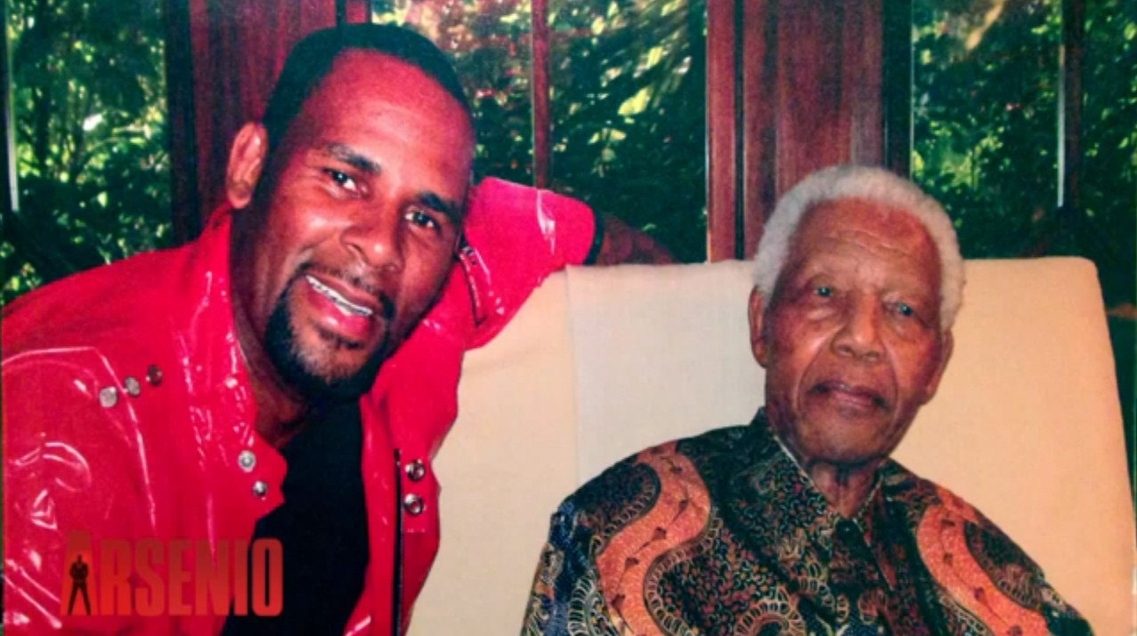 "r-kelly-honors-nelson-mandela-with-soldiers-heat-on-aresenio-hall-show-video-HHS1987-2013 R. Kelly Honors Nelson Mandela with ""Soldier's Heat"" on Arsenio Hall Show (Video)"