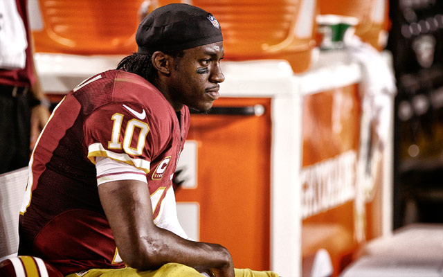 rg3-should-be-benched RG Benched: Kirk Cousins Will Start For The Washington Redskins for the Rest of the Season
