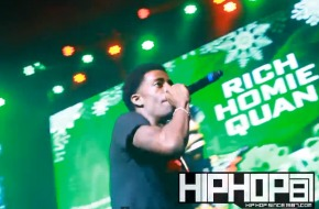 Rich Homie Quan Performs Live at Street Execs 4th Annual Christmas Concert (Video)