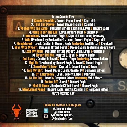 unnamed 53 BFR   More Than A Mixtape (Mixtape) (Hosted by DJ Cosmic Kev & We Run The Streets)