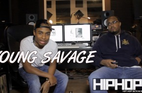 Young Savage Talks Camos & Jordans, Progressing, Jimmy DaSaint & More (Video)