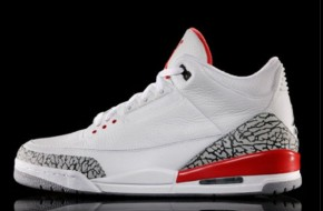 Air Jordan 3 (Katrina) (Photos & Release Info)